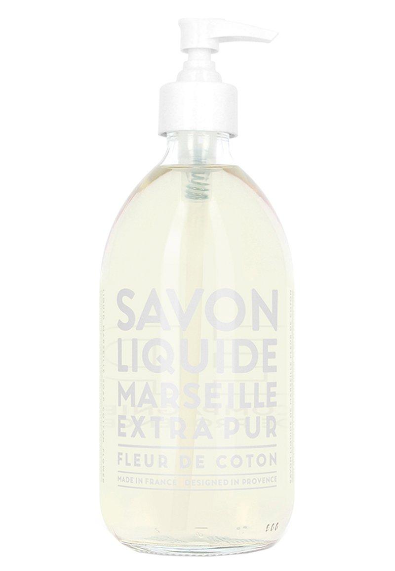 Compagnie de Provence - LIQUID MARSEILLE SOAP - Liquid soap - cotton flower