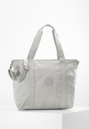 ASSENI - Tote bag - grey beige