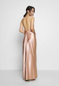Samsøe Samsøe - APPLES DRESS - Společenské šaty - misty rose - 3