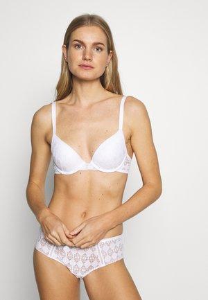 TODAY N°2 CLASSIQUE - Push-up bra - blanc