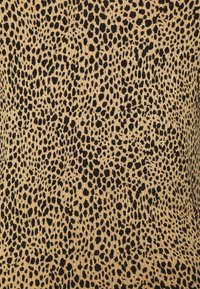 American Eagle - MOCK NECK TEE - Long sleeved top - natural - 2