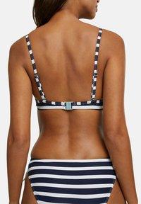 Esprit - Bikini top - navy - 5