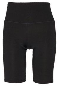 Hunkemöller - CYCLING SHORTS - Sports shorts - black - 3