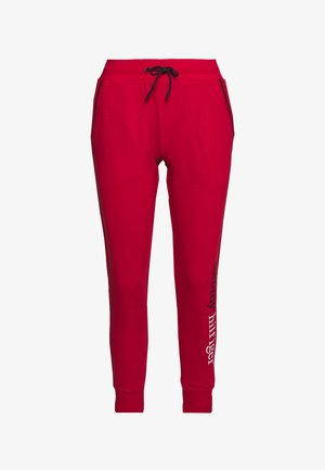 REMIX PANT - Pantaloni del pigiama - tango red