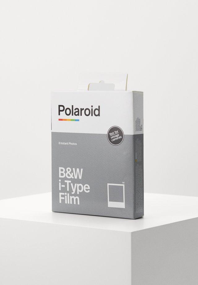 Camera film - black/white film
