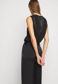 Victoria Victoria Beckham - ROUSER - Kalhoty - black - 4