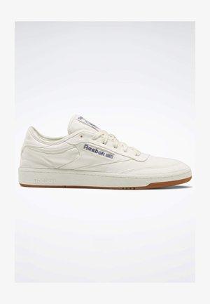 CLUB C GROW - Sneakersy niskie - white