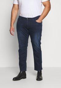 Replay Plus - Slim fit jeans - dark-blue denim - 0
