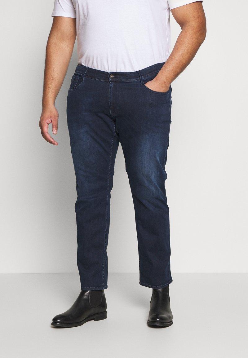 Replay Plus - Slim fit jeans - dark-blue denim