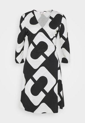 NEW JULIAN TWO - Sukienka z dżerseju - black