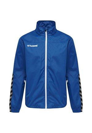 Training jacket - true blue
