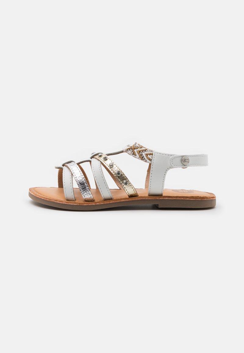 Gioseppo - HAMPDEN - Sandals - blanco