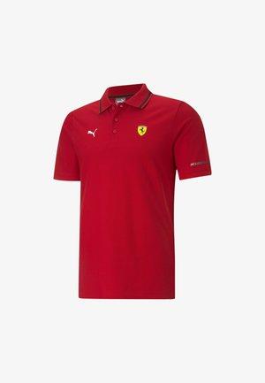 FERRARI RACE - Polo shirt - rosso corsa