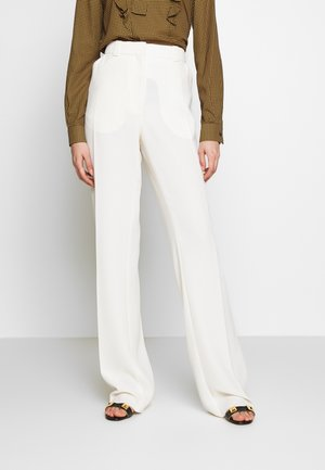 TESSA TROUSERS - Kalhoty - natural