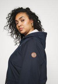 Ragwear Plus - HALINA - Summer jacket - navy - 3