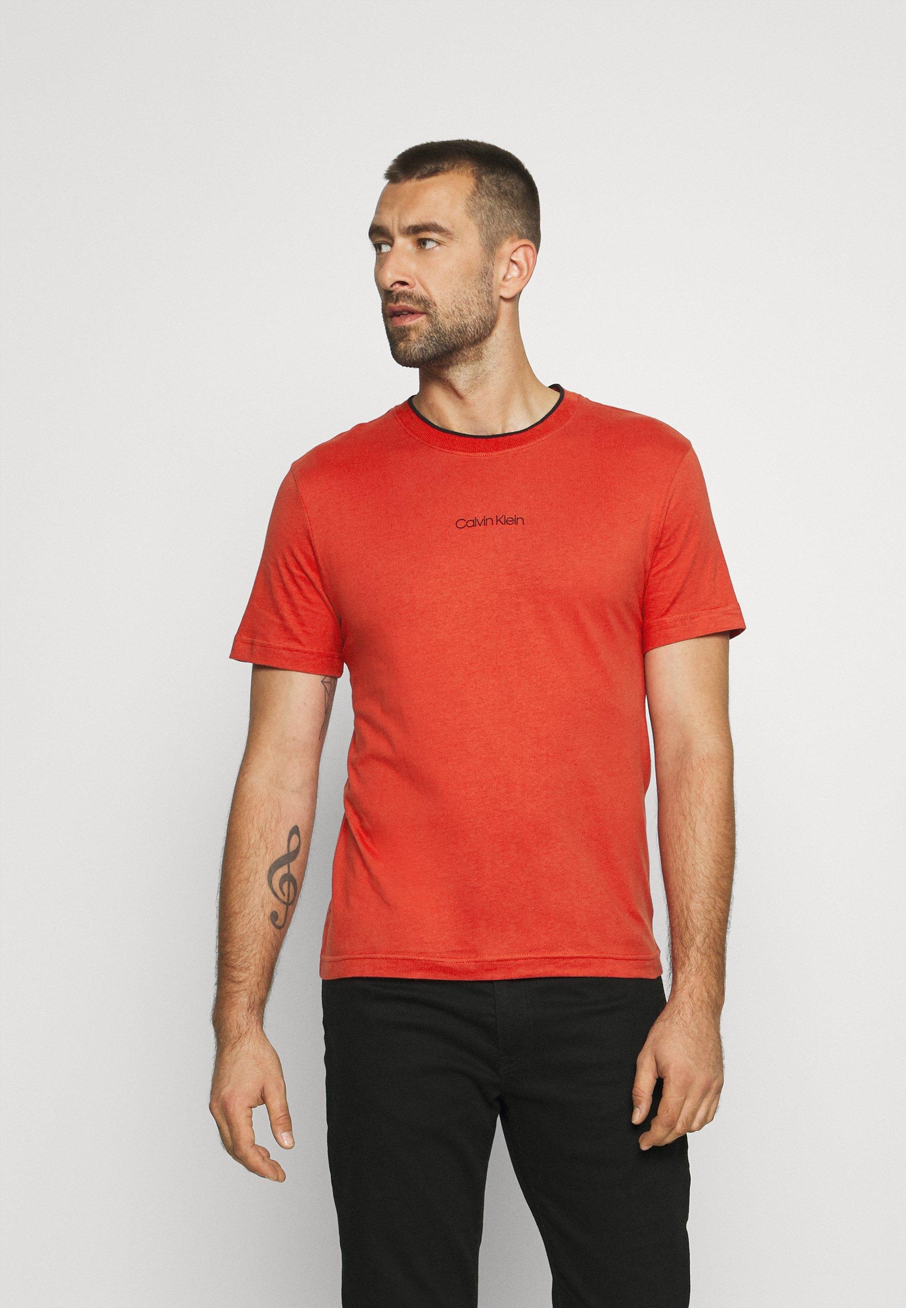 Men CENTER - Print T-shirt