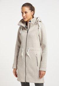 ICEBOUND - Krátký kabát - elfenbein melange - 0