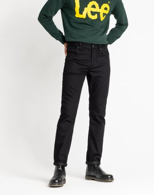 RIDER - Jeansy Slim Fit - black cap