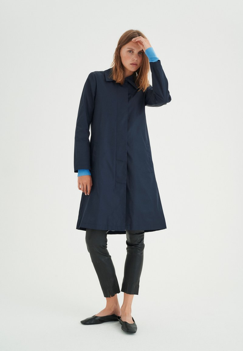 InWear - JOYCE - Short coat - marine blue