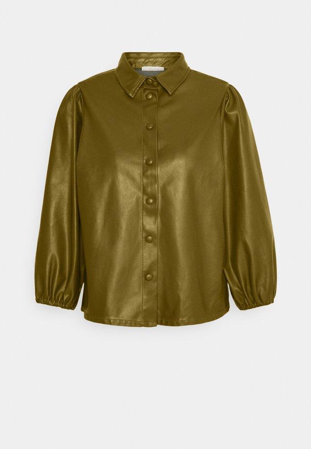 NAHIRO BLOUSE  - Overhemdblouse - dark green