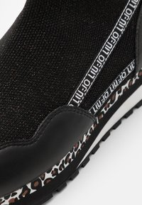 LIU JO - High-top trainers - black - 5