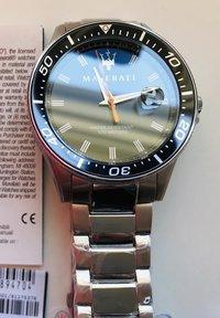 Maserati - QUARZ SFIDA 44MM - Watch - edelstahl - 6