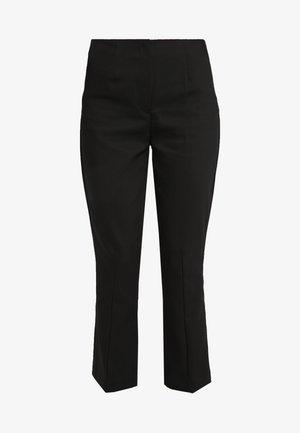FLAUNT - Trousers - black