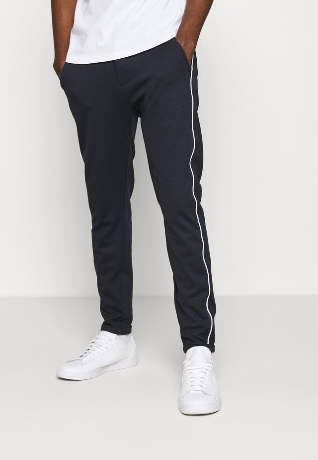 PISA PIPE PANT - Trousers - navy