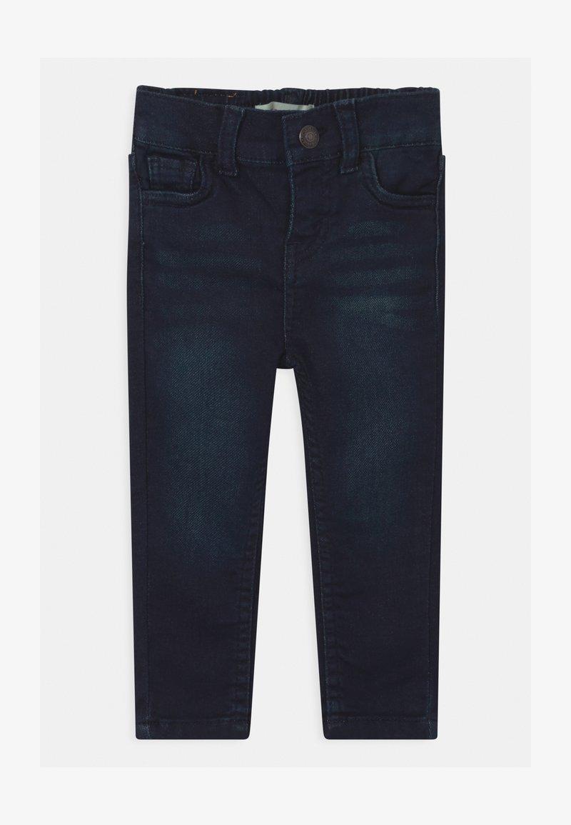 Levi's® - SKINNY PULL ON UNISEX - Slim fit jeans - dark-blue denim