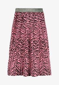 Studio Untold - A-line skirt - light pink - 3
