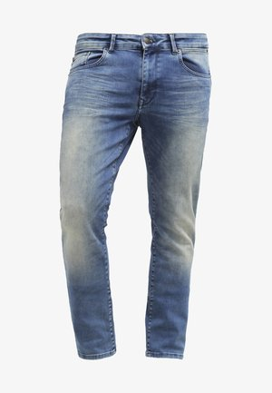 SEAHAM - Jeansy Slim Fit - greenshadow