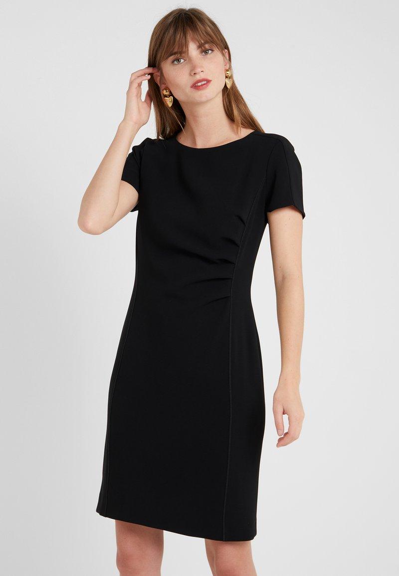 Marc Cain - Shift dress - black