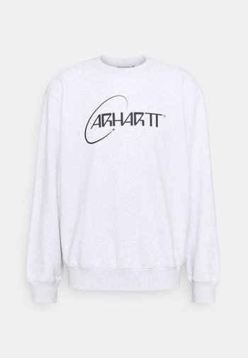 ORBIT - Sweatshirt - ash heather