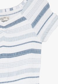 Abercrombie & Fitch - PREP SMOCKED  - Jumpsuit - blue - 3