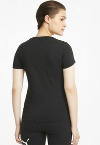 Puma - T-shirt imprimé - puma black - 2