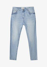 PULL&BEAR - Slim fit jeans - light blue - 5