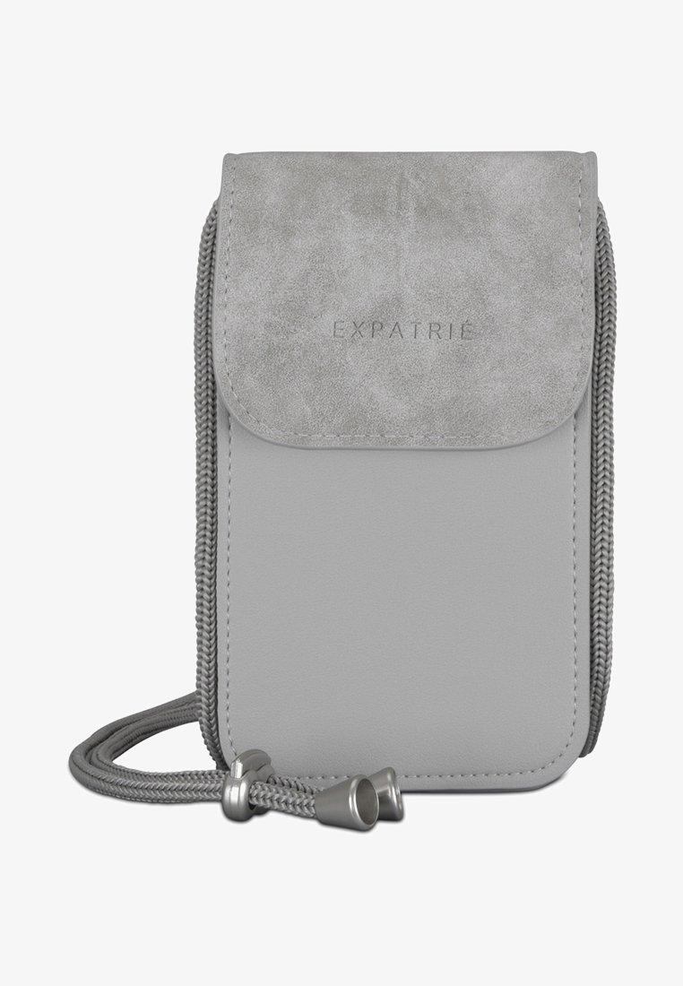 Expatrié - AMELIE - Across body bag - grey