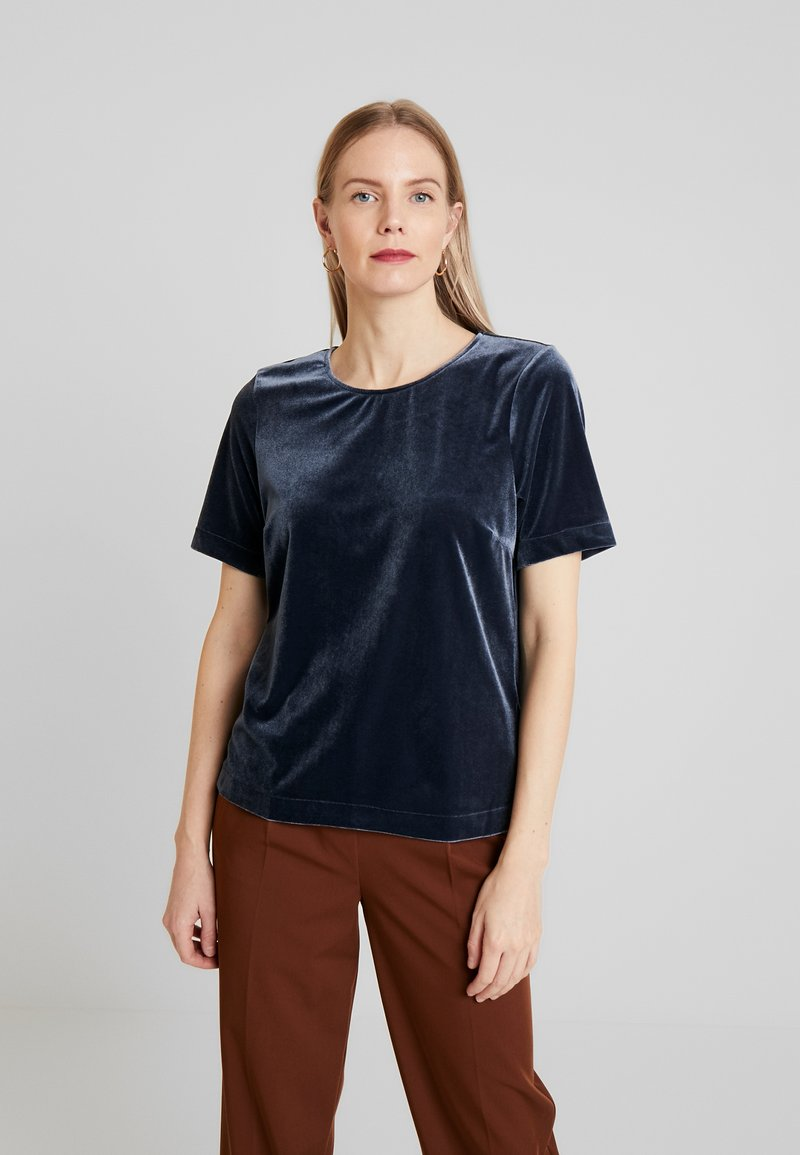 More & More - Blouse - midnight blue