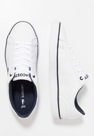 LEROND  - Tenisky - white/navy