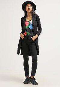 ONLY - Slim fit jeans - black denim - 1