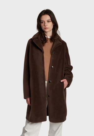 VENUS - Classic coat - brown
