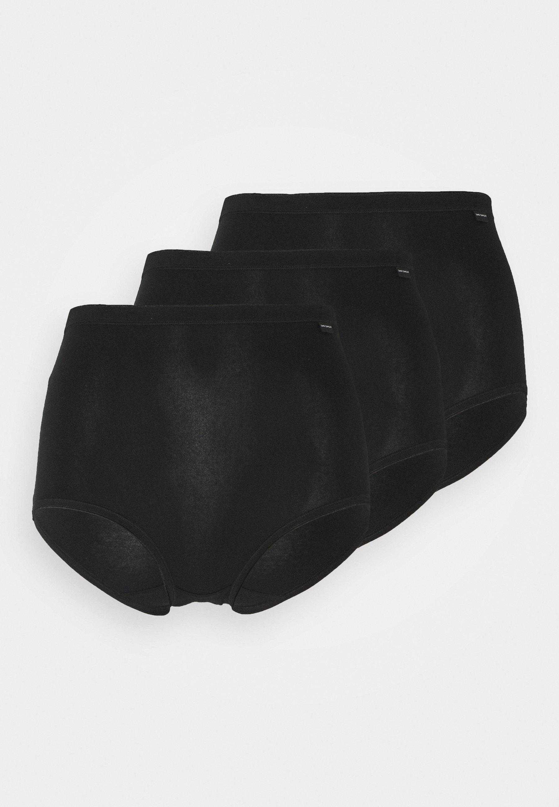 Women SIMPLEMENT CULOTTE TAILLE MEDIUM 3 PACK - Pants