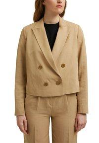 Esprit Collection - Blazer - beige - 4
