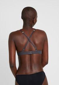 Skiny - DAMEN SCHALEN BH - Underwired bra - nine iron - 3