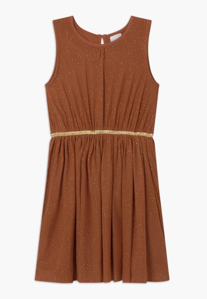 The New - ANNA RACHEL - Koktejlové šaty/ šaty na párty - mocha bisque
