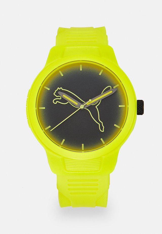 RESET - Horloge - yellow