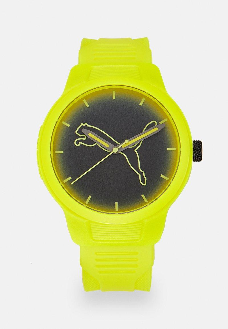 Puma - RESET - Watch - yellow