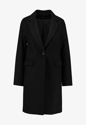 LEAD IN COAT - Short coat - charcoal