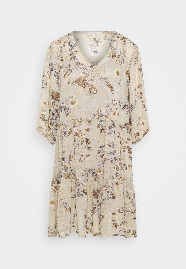 HAWRA - Day dress - flint gray