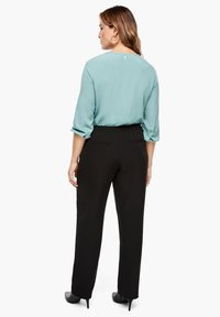 Triangle - REGULAR FIT - Trousers - black - 2